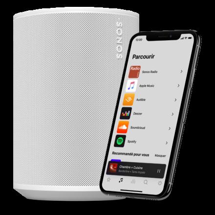 Enceinte Sonos One